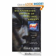 Do Androids Dream of Electric Sheep? - by Philip K Dick (Paperback) Film Blade Runner, Blade Runner 2049, Rick Deckard, Roger Zelazny, K Dick, Electric Sheep, Blockbuster Film, Fiction Books, Reading Lists