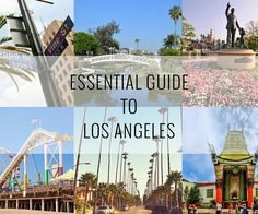 A 4-day essential travel guide to Los Angeles