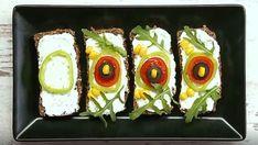 Videorecept: Domáci chlebík zo semienok Sushi, Ethnic Recipes, Food, Basket, Essen, Meals, Yemek, Eten, Sushi Rolls