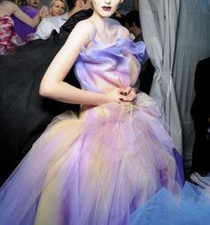 Wedding dress for Celebrian - Dior