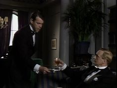 Edward Petherbridge Image: Lord Peter Wimsey Strong Poison ep 2