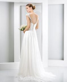 Vestido novia Jesús Peiró Ref.6011
