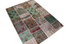 patchwork vloerkleed uit Turkije 240cmx170cm | Rozenkelim.nl – Groot assortiment patchwork vloerkleden | Rozenkelim.nl - Groot assortiment kelim tapijten
