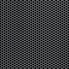 "McNICHOLS® Perforated Metal Round, Stainless Steel, Type 304, 24 Gauge (.0250"" Thick), 5/32"" Round on 3/16"" Staggered Centers, 63% Open Area"