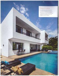 Fachada posterior publicación revista Revista mobiliari. (From Camilo Pulido Aquitectos)