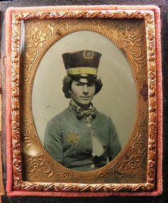 (c.1850s-60s) Possibly Policeman