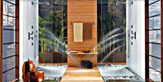 How to decorate a Modern Bathroom9
