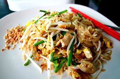 Phad Thai, Thai traditional noodles#Repin By:Pinterest++ for iPad#