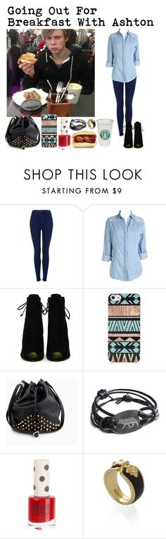 """""""Going Out For Breakfast With Ashton"""" by jaimee-1d-5sos ❤ liked on Polyvore featuring Topshop, Tom Ford, BlissfulCASE, BCBGMAXAZRIA, 5sos, ashtonirwin, ashton, 5secondsofsummer and 5sosOutfit"""