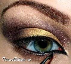 maquillaje para ojos - Buscar con Google