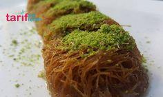 Sütlü Fıstıklı Burma Kadayıf Spaghetti, Ethnic Recipes, Food, Essen, Meals, Yemek, Noodle, Eten