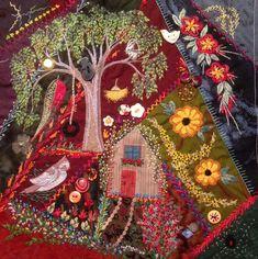 Crazy Nestings by Robyn Ginn