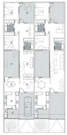 Casa Tres Patios / M2G Arquitectos
