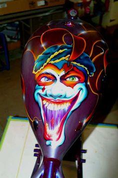 Joker tank.....
