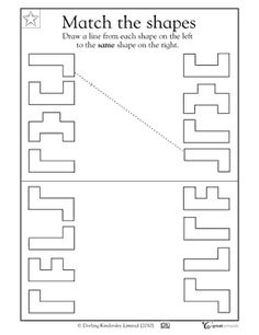 Match the blocks @Christina Childress Cline Powers check this website out for worksheets. I already printed off a few.