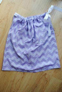 Dresses for girls  Pillowcase Dress  Purple by rufflesandbowties