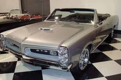 ***** MY 1st.CAR...I PAID  $ 500 FOR IT USED WHEN I WAS16 YEARS OLD..FROM MY PAPER ROUTE MONEY... !!!*****1966 Pontiac GTO  Convertible