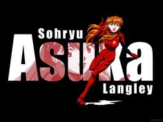 Neon Genesis Evangelion Asuka