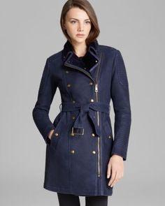 Burberry Brit Sledgeberrow Coat  Bloomingdale's