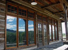 Rustic Window Projects