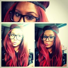 Snooki <3 love her red hair