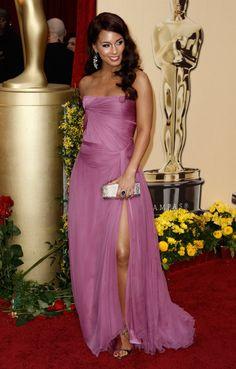 Alicia Keys in Armani Prive (2009)