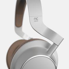 Details we like / Headphones by Propeller for Cleer