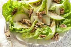 Pear Salad - BRIANNAS Salad Dressings