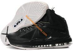 Nike Lebron X All Black Everything