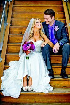 Gorgeous Bride Kelsey S Bali Hai Wedding