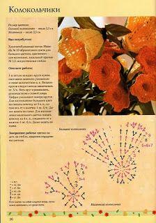 Mania do Crochê: Flores de Crochê - (Revistas)