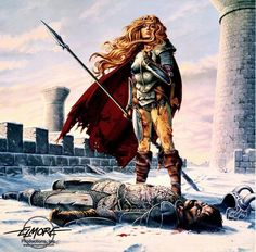 When you joke to your GF about her weight. Lol!  #dragonlance