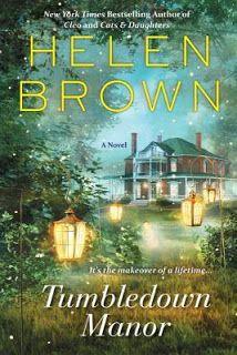 Canadian Bookworm: Tumbledown Manor