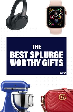 These are the best luxury gifts of From Canada Goose jackets to Golden Goose sneakers to the coveted Peloton, there's something expensive to splurge on for everyone. Diptyque Candles, Expensive Gifts, Luxury Gifts, Golden Goose, Shrimp Recipes, The Ordinary, Canada Goose, Apple Watch, Gifts For Him