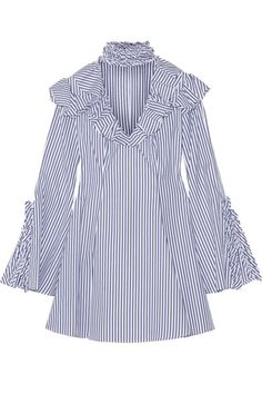Say It With Stripes  - HarpersBAZAAR.com