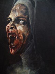 Vampire - Artist unknown