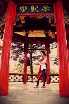 JUNI XI Diao Chan Cosplay Photo - WorldCosplay