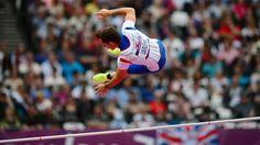 Jeux Olympiques 2012 - Athlétisme - Renaud Lavillenie