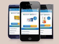 Aplicativo -  Ultrafarma cria plataforma mobile -   Iniciativa de lançar o aplicativo veio de pesquisas da própria empresa, que indicaram que cerca de 150 mil acessos mensais ao site da rede são feitos pelo celular