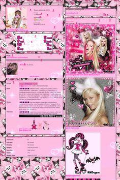 old web | Tumblr Scene Kids, Emo Scene, Princesa Emo, Bobbies Shoes, Emo Princess, Different Aesthetics, Paris Pictures, Web Design, Modern Design