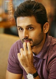 'Nithiin is an Indian film actor known for his works predominantly in Telugu cinema. Nithin made his film debut with Jayam in the year 2002 for which