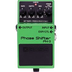 Boss Phase Shifter