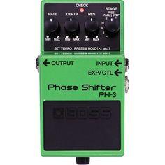 Boss Phase Shifter
