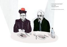 Stereotypes of Poles by Joanna Angulska, via Behance