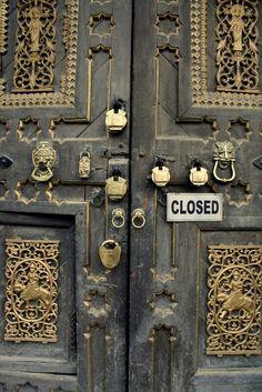 Door in Pakistan