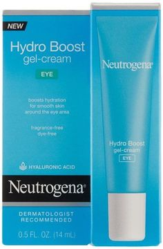 Neutrogena Hydro Boost Eye Gel Cream, 0.5 Ounce Augencreme