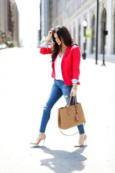 AG+ripped+skinny+jeans+review+women%2C+best+skinny+designer+jeans%2C+christian+louboutin+so+kate+nude%2C+red+blazer%2C+jcrew+schoolboy+blazer%2C+prada+tote+cuir%2C+fall+ootd+pinterest+2015%2C+fall+outfit+ideas+pinterest+2015-3.jpg (1066×1600)
