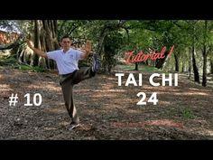 Tai Chi Forma 24 - Tutorial - Clase # 10 - - YouTube Kundalini Reiki, Reiki Meditation, Meditation Music, Michelle Lewin, Qigong, Boxing Workout, Wing Chun, Aikido, Krav Maga