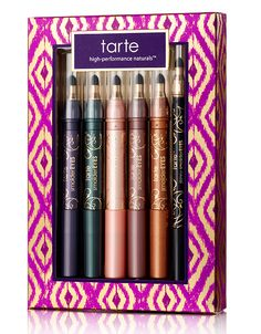 Tarte Holiday 2012 Collection 6-Piece SmolderEYES and Skinny SmolderEYES Collector's Set ($39.00)