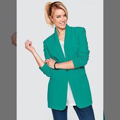 Lindo né!   BLAZER BOYFRIEND VERDE  COMPRE AQUI!  http://imaginariodamulher.com.br/look/?go=2hSmsbl  #comprinhas #modafeminina#modafashion  #tendencia #modaonline #moda #instamoda #lookfashion #blogdemoda #imaginariodamulher